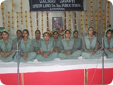 Shabad Gayan on the Eve of Valmiki Jayanti